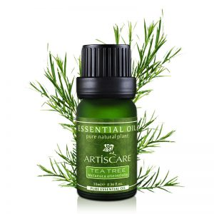 ARTISCARE 100% Tea Tree Pure Essential Oil Face Care Skin Acne Treatment Oil Blackhead Remover Anti Scar Spots Facial Beauty