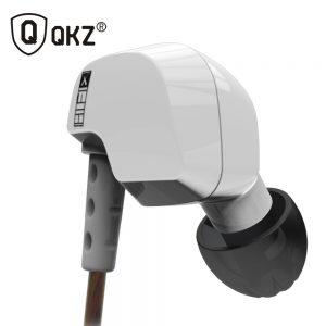 Original QKZ DM200 In Ear Earphones Original HIFI Headset Stereo Sport Earphone Super Bass Noise Canceling Hifi fone de ouvido
