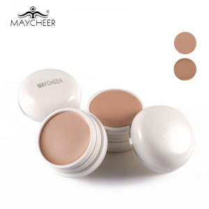MAYCHEER Brand Flawless Face Concealer Cream SPF30 Oil-Control Scars Freckles Black Eye Full Cover Makeup Face Base Foundation