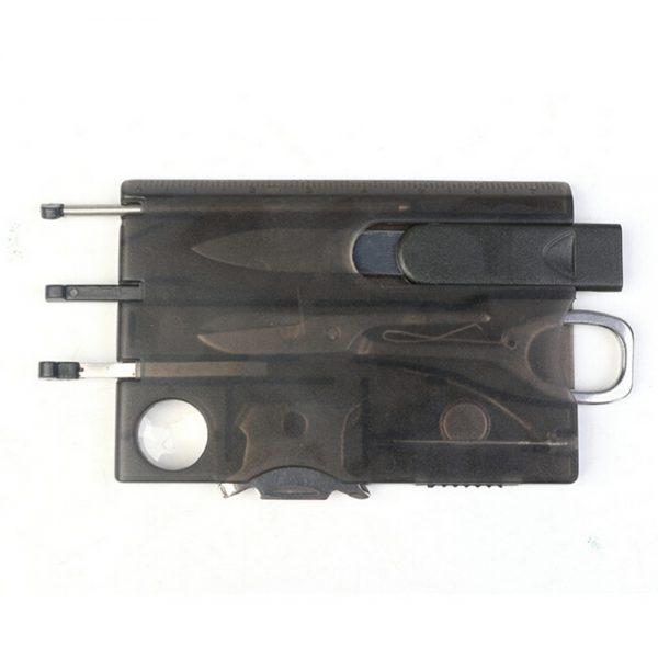 Multifunctional 9 in1 Household Tools Travel Outdoor Hand Tools Set LED Light/Magnifier/Screwdriver Hand Tools Herramientas