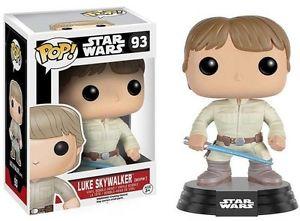 Funko Pop! Star Wars - Luke Skywalker (Bespin) Toy