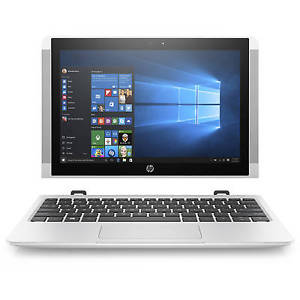 "HP 10-P010NR 10.1"" Touch Laptop Intel Atom X5-Z8350 1.44GHz 2GB 32GB Windows 10"