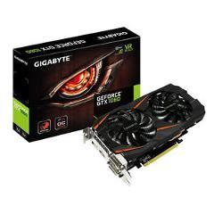 Gigabyte GeForce GTX 1060 Windforce OC 3GB VGA Graphics Cards GV-N1060WF2OC-3GD