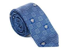 New~Gianni Versace Mens Geometric Pattern 100% Silk Medusa Ties RTL$195~NWT