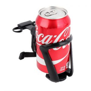KEMIMOTO Universal Drinks Holders Of ABS Plastic Car Cup Holder For Automobiles Stretch In Car Air Vent Cup Holders for Bottles