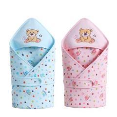 Winter Autumn Cotton Infant Baby Sleeping Bag Envelope For Newborn Baby Bedding Wrap Sleepsack Cartoon Baby Blanket Swaddling