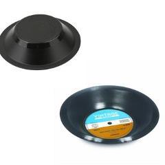 Retro Vinyl Record Bowl Original Lp Record Fruit Bowl Candy Bowl Kitchen Accessories