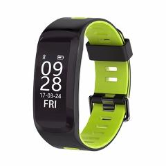 SENBONO Bluetooth Heart Rate Smartbracelet IP68 Waterproof Blood Pressure Blood Oxygen Miontor Wristband for IOS Android