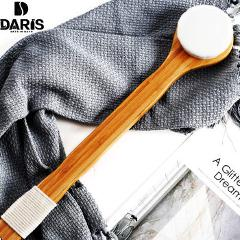 SDARISB Skin Massage Shower Rubbing Brush Bath Long Handle Brush Exfoliation Body Soft Fur Cleaning Helper Brushes For Back