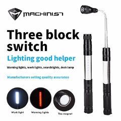 Pickup light flashlight Auto repair LED work light with magnet multi-function warning light bars Antenna lights Picker magnet