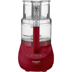 Cuisinart 9 Cup Food Processor (Red) - DLC2009MRY
