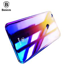Baseus Phone Case For iPhone 8 7 6 6s 5 5s se Ultra Slim Gradient Color Hard PC Case For iPhone 8 7 6 s 6s Plus Coque Back Cover