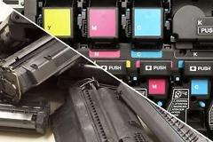 407540 Compatible Cyan Toner Cartridge Ricoh Cyan