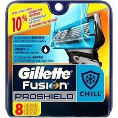 Gillette Fusion ProShield Chill Men's Razor Blade Refills