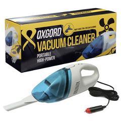 Car Vehicle Auto Oxgord Portable/Handheld High Powered 12V Vacuum Cleaner