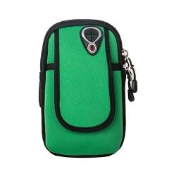 5.2-6 inches Waterproof Neoprene Phone Bag Running Protective Sports Arm Bag Outdoor Wrist Bag For Running Hiking