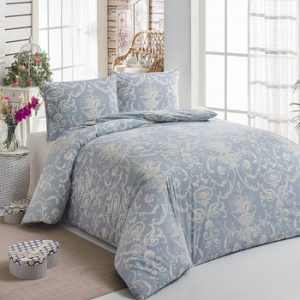 Lady Moda Tual Luxury Bed Linen Cotton Set Ranforce Bedding Sets Twin/Full/Queen/King Size 3/4/5 pcs Bed Sheet Duvet Cover Sets