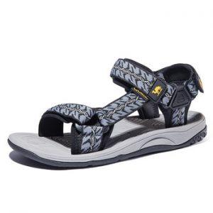 CAMEL Men's Sandal New Wading Men Shoes Lightweight Breathable Non-slip Outdoor Sandals Beach Shoes Sandals Men Summer Hiking