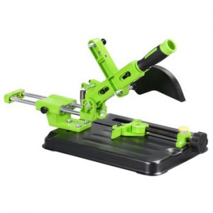 Universal Angle Grinder Stand Angle Grinder Holder Woodworking Tool DIY Cut Stand Grinder Support Dremel Power Tools Accessories