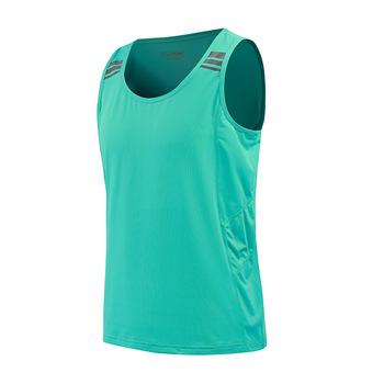 Mens Running Vest Gym Sleeveless Shirt Summer Slim Tank XS-3XL 2018 Men Sport Vest Top New Workout Training Man Singlet