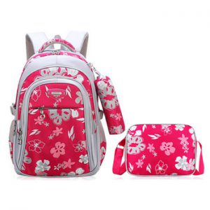 Floral Girls Backpacks School Bags For Girls Set children school bags Children's Backpack  Kids Backpacks school backpack