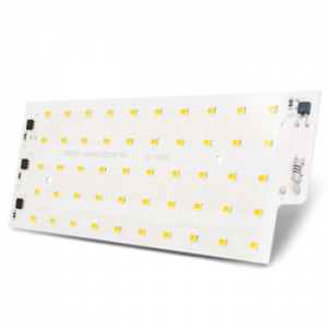 Led Lamp 50W Smart IC Floodlight SMD 2835 Chip 220V Outdoor Long Service Time DIY LED Bulb Lamp Flood Light Spotlight Lighting