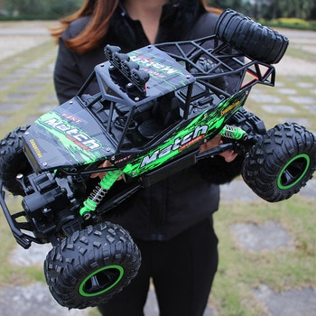 Hipac 1:12 4WD RC Car Updated Version 2.4G Radio Control Car Toys Buggy Off-Road Remote Control Trucks boys Toys for Children
