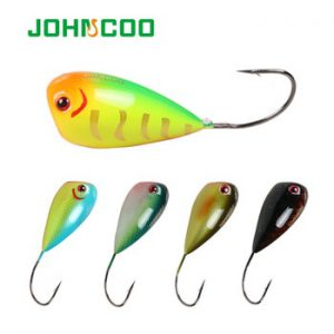 Fishing Lure 50mm 13g Floating Croatian EGG Bait Crank Bait Artificial Swim Bait Wobblers Fishing Popper Hard Bait Single Hook