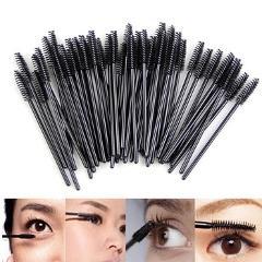 1/10PC Eyelash Brush Eyelash Roller Head Black Disposable Mascara Cosmetic Tools Makeup Brushes Professional Make Up Tools Women
