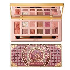 """ZEESEA British Museum 12-Color アイシャドウ Eyeshadow Palette """"Alice in Wonderland"""" Series Quicksand Print Matte Glitter"""