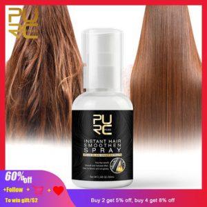 PURC Morocco Argan Oil Hair Care Spray Soft for Hair Scalp Treatment Repair Prevent Hair Thinning Loss Products for Women 50ml