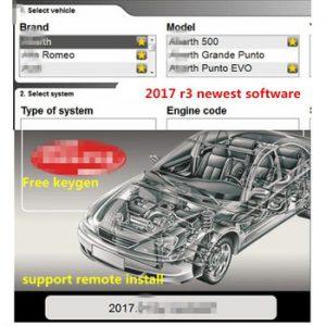 2021 Hot ! For delphis 2017 R3 with keygen Dvd Cd Software for Delphis 150e Multidiag Vd Ds150e cars trucks only Download Link