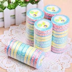 10pcs Compressed Towel Magic Outdoor Travel Wipe Soft  Expandable Just Add Water Non-woven Fabrics Towel