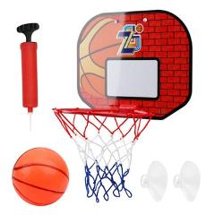 Convenient Basketball Backboard Hoop Set Multi-functional Durable Wall Suction Kids Mini Sports Toy Children Gifts