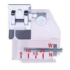 Adjustable Bias Binder Presser Foot Binding Feet Attachment for Sewing Machine Accessories
