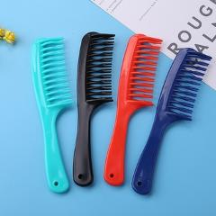 Double Row Tooth Barber Hairdressing Detangler Hair Combs Salon Hair Care Tools Pro Salon Hair Care Styling Tool