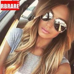 RBRARE 2021 3025 Sunglasses Women/Men Brand Designer Luxury Sun Glasses For Women Retro Outdoor Driving Oculos De Sol